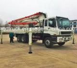 FAW 8X4 42M 구체 펌프 트럭 (CA3310P2K15T4YA80)
