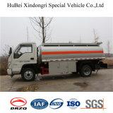 5ton Fotonのユーロ4の燃料タンクのトラック