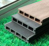 150 * 25mm Bom preço WPC Outdoor Decking, Waterproof Engineered Wood Flooring