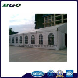 PVC 직물 천막 (500dx300d 18X12 340g)를 인쇄하는 PVC에 의하여 박판으로 만들어지는 방수포