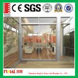 Une porte en aluminium plus de haute qualité avec la conformité de GV