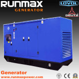 20kVA-180kVA Lovol Super Silent Electric Diesel Power Generator Set / Generating Set (RM128L2)