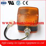 高品質のHangchaのフォークリフトの前部フォークリフト24Vのための小さいランプライト