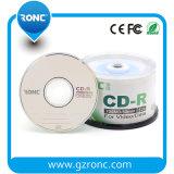 Daten aufnahmefähiges CD mit CD-R 700MB