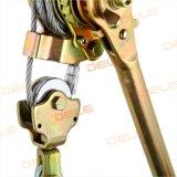 gru di sollevamento della leva della fune metallica della macchina 1.5ton