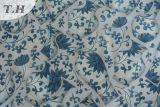 Tessuto di tessile lavorato a maglia tessuto lavorato a maglia di stampa del velluto
