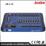 USB 입력 Mic 선을%s 가진 Jb-L12 사운드 시스템 믹서 장치 CDJ