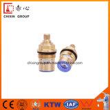 Memoria di ceramica della valvola a disco di 1/2 con le coperture d'ottone
