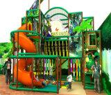 Dschungel-Thema scherzt Innenspielplatz-Gerät