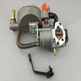 Kit doppio di conversione del carburatore GPL del combustibile per il motore del generatore Gx200 160 168f 170f