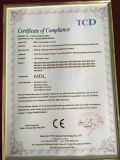 AC85-265V Ce/RoHS/CCC/ISO900の証明の表面の円形6W LEDのパネルの天井ランプ
