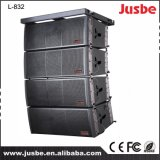 Outdoor Concert Sound System를 위한 L-810 Audio Line Array Speaker