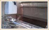 Киоск еды Crepe кухни стеклоткани Ys-Bf230e передвижной для сбывания