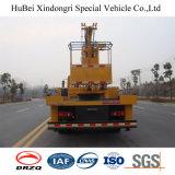 alto carrello di movimentazione di 18m Dongfeng Euro5 con il nuovo disegno