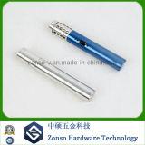 CNC van de Toorts van het Flitslicht van de Legering van het Aluminium van de verwerking CNC Machinaal bewerkte Delen