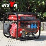 Runder Rahmen-schneller Anlieferungs-Benzin-Generator des Bison-(China) BS1800f 1kw