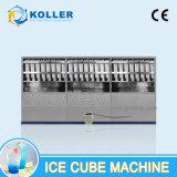 6tonnes Food-Grade commerciale cube de glace de la machine à glace pour les plantes (CV6000)