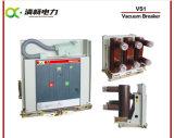 Tipo de coluna selada sólida série Vs1 Interruptor de circuito de vácuo de alta tensão AC interno