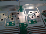 Horno de la placa de PC RO4350b mezclado FR-4 material híbrido de PCB