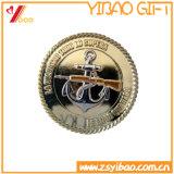 Monnaies commémoratives métalliques personnalisées / Monnaies militaires en métal