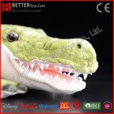 Jouet mou de crocodile africain de peluche de peluche de crocodile réaliste du Nil