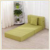 新しい熱販売ソファーの卸し業者のための安いファブリックソファーベッド195*150cm