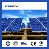 Sistema solar do perseguidor para a central energética solar da grande escala