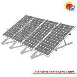 Première bride solaire de crémaillère d'installations de toit (Q12)