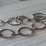 Fatto nella maglia allentata di Chainmail dell'acciaio inossidabile della Cina