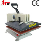Corée Shaking Head Heat Press Machine38 * 38cm Machine de transfert de chaleur à haute pression manuelle à haute pression Machine à imprimer T-Shirt Stc-SD02