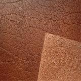 Unité centrale métallisée Hw-854 en cuir de sofa