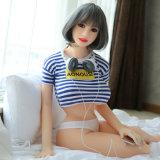 sexo oral del pecho del 165cm de la manera de la muchacha del sexo del juguete adulto grande de la muñeca