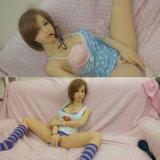 人のシリコーンTPEの性の人形145cmのための性のおもちゃ