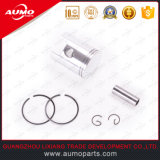 Pistón y anillo de las piezas del motor de la motocicleta fijados para Minarelli Am6 50cc