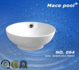 Bacino di ceramica di arte degli articoli sanitari di modo per la stanza da bagno (094)