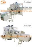 Serviette de papier du visage de l'emballage de la machine machine de conditionnement des tissus