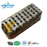 Batería de ion de litio del paquete 36V 10.5ah de la batería LiFePO4 para la batería del E-Vehículo