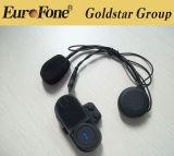 Auriculares estereofónicos de Bluetooth do capacete da motocicleta