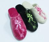 De nieuwe Pantoffels van de Herfst van de Lente van Dames Warme met Open Teen