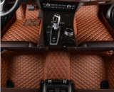 Lederne Matte des Cadillac Druckluftanlasser-2013 Auto-5D (XPE Diamant konzipiert)