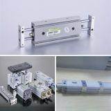 Cylindre pneumatique pneumatique du cylindre ISO6431 de barre d'accouplement de série de SI
