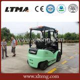 Modelo novo de Ltma Forklift elétrico do corredor do estreito de 2 toneladas (FB20)