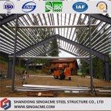 Sinoacmeは倉庫の建物の金属フレームを組立て式に作った
