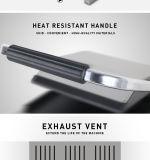De nieuwe Commerciële Elektrische Grill van Panini van het Contact van de Pers van de Sandwich