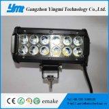Lâmpada de trabalho de construção LED de 36W, Lâmpada de trabalho LED CREE