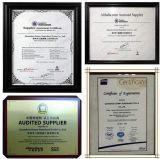 Le GV a délivré un certificat le diamant de meulage en métal concret de fournisseur pour la rectifieuse de Blastrac