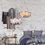 Hauptdekoration-modernes hängendes helles acrylsauergoldhängende Lampe