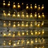 Indicatore luminoso esterno della cascata di grande formato LED per la decorazione di festa