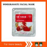 Masque de massage facial de cerise