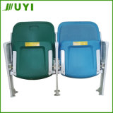 Presidente Estadio Azul Rojo Amarillo plegable de polietileno de alta densidad Asiento del estadio